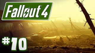 Fallout 4 #10 - Terminator Clones! (Livestream 11th Nov)