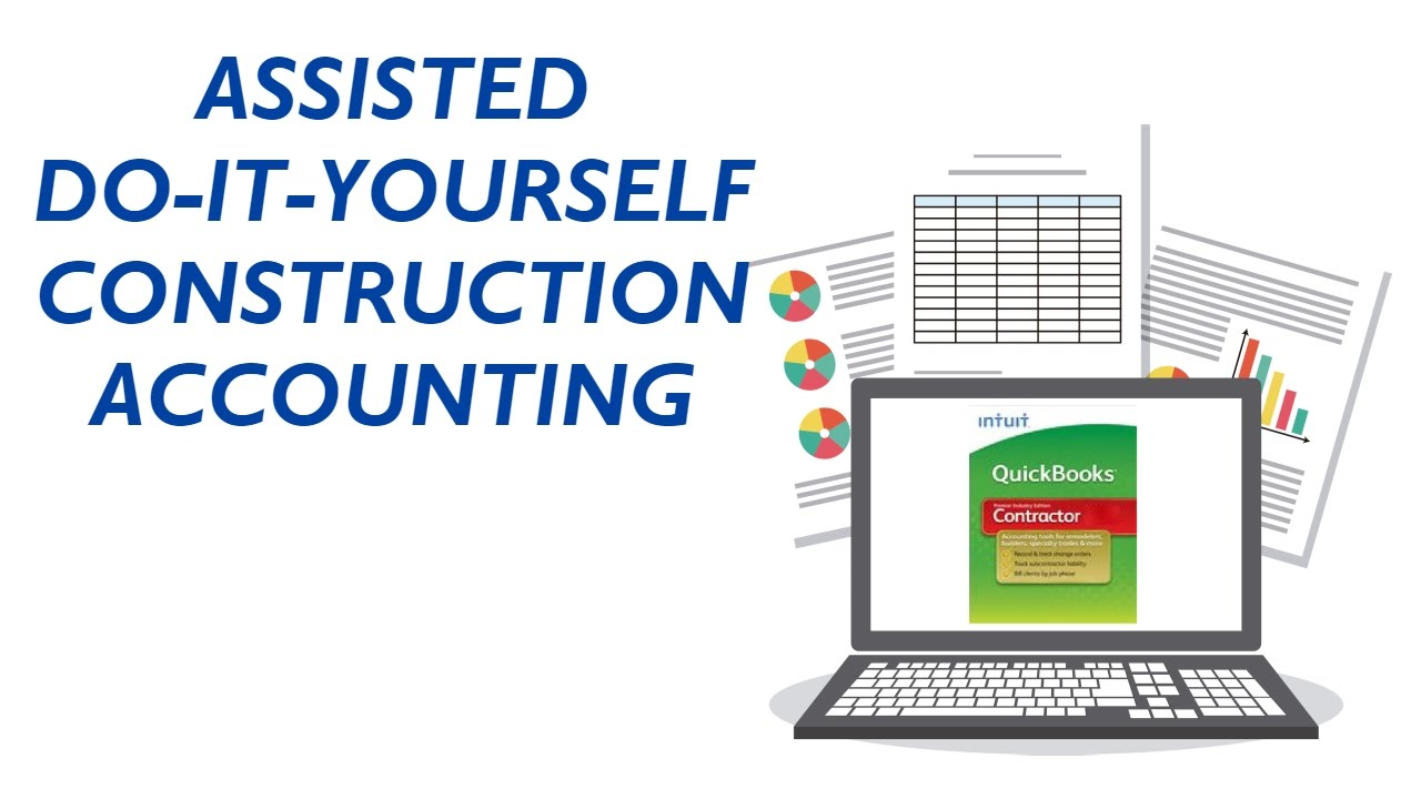 Assisted do it yourself construction accounting from fast easy assisted do it yourself construction accounting from fast easy accounting 206 361 3950 solutioingenieria Image collections