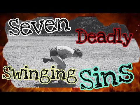 Seven Deadly [Kettlebell] Swinging Sins