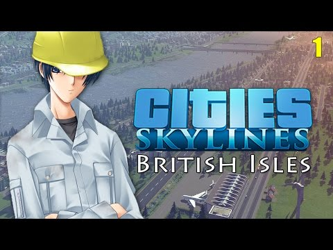 French Settlement (1) - CITIES SKYLINES: British Isles
