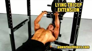 2011 Official Powertec Workbench Power Rack Promo