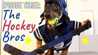 Episode Three: The Wiener Dog Hockey Bros thumbnail