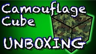 3x3 Camoflage Cube Unboxing