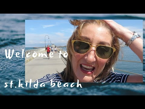 Welcome To St. Kilda Beach Melbourne