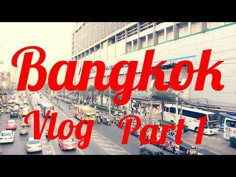 Ferry's VLOG #4 - Jalan ke Bangkok (Part 1)