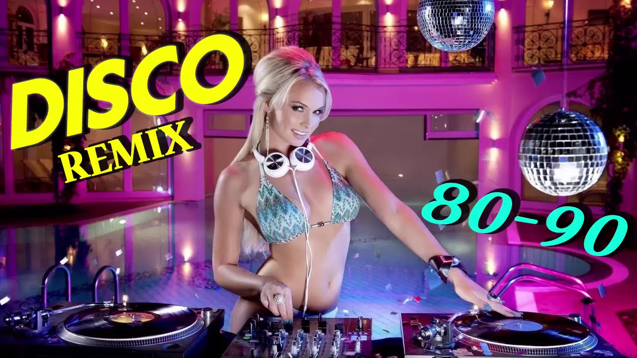 The Best Disco Music of 70s 80s 90s - Nonstop Disco Dance Songs - 70s 80s 90s Disco Hits