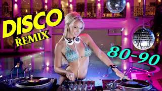 The Best Disco Music of 70s 80s 90s - Nonstop Disco Dance Songs - 70s 80s 90s Disco Hits