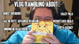 Rambling About: 2014 games Lineup, Health, Sanity!