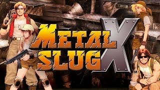 METAL SLUG X - SNK PLAYMORE Mission 2