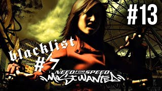 Need for Speed Most Wanted 2005 Gameplay Walkthrough Part 13 - BLACKLIST #7 KAZE