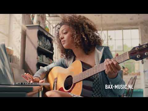 Bax Music TVC NL 2018 - We Support Your Stage