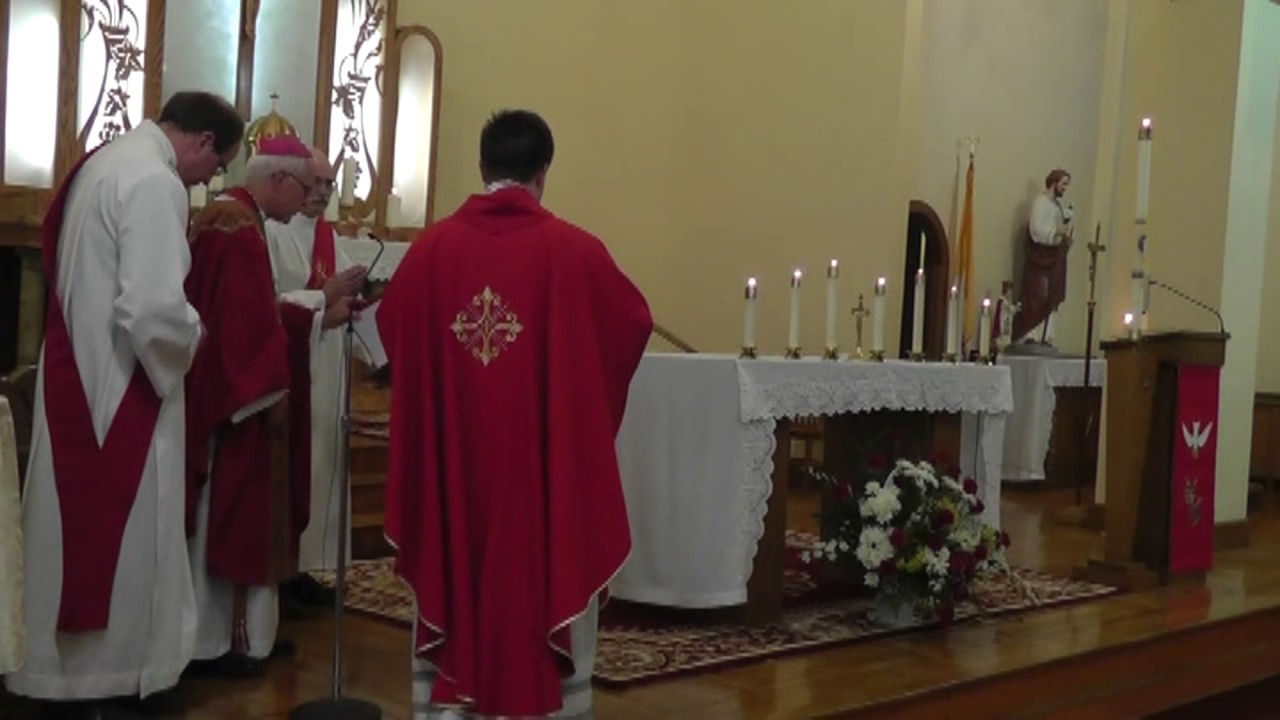 St. Edmund's Confirmation  5-31-17