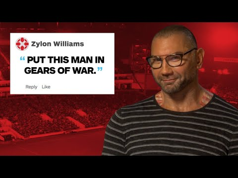 Dave Bautista Responds to IGN Comments