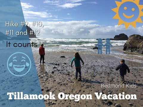 Join us on our spring vacation in Tilamook Oregon with the family.
