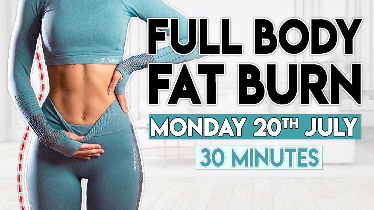 killer fat burn challenge de 7 zile