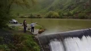 Антоновская ГЭС на реке Лепсы