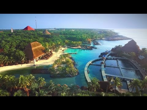 25 Years Celebrating Life THANKS TO YOU! | Xcaret Mexico! Cancun Eco Park