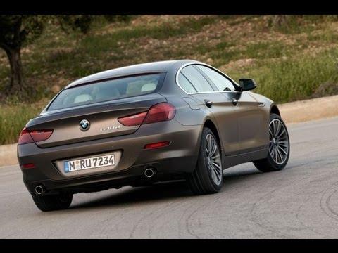 BMW 640d Gran Coup YouTube