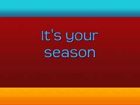 It's Your Season To Be Blessed - Norman Hutchins
