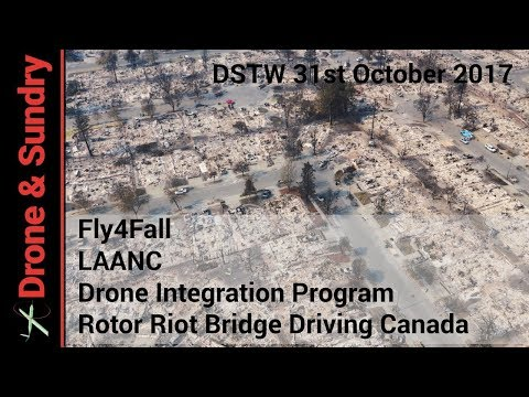 Drone Stuff This Week 31st October 2017