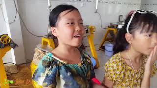 Dung Bánh Bao: Trải Nghiệm Tham Quan Cơ Sở Làm Kẹo Dừa Bến Tre ❤