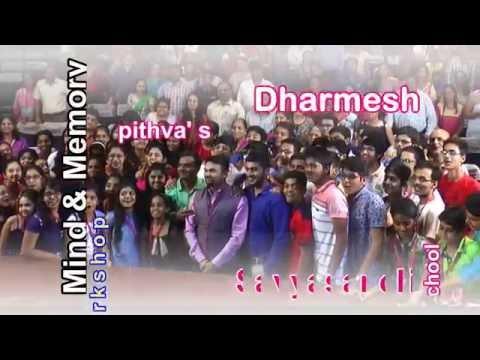 Highlight of Dharmesh pithva's - Mind & Memory at Terapanth bhavan -Mumbai Speed Review 2016