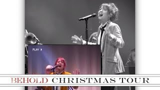 Lauren Daigle - O Come All Ye Faithful | The Behold Christmas Tour 2018