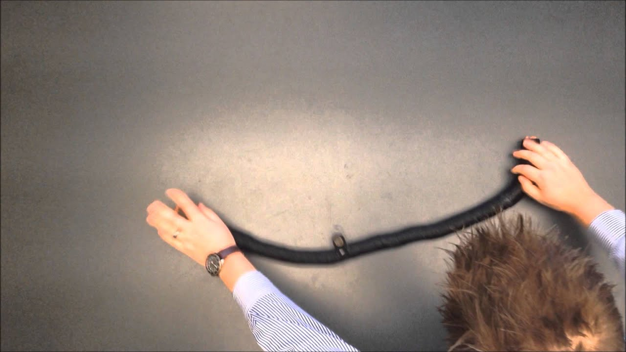 Flexible Braided Wire Harness Youtube