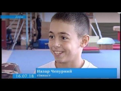 ТРК ВіККА: Спортивний прорив: черкаський гімнаст обстоюватиме честь України на Олімпійських іграх