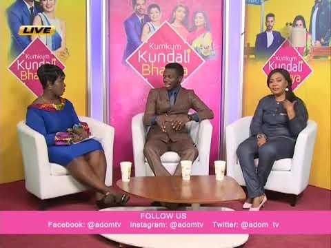 Kumkum Kundali Bhagya Chat Room - Adom TV (15-3-18) - YouTube