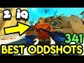 FUNNIEST ROUND YET ! *2 IQ* - CS:GO BEST ODDSHOTS #341