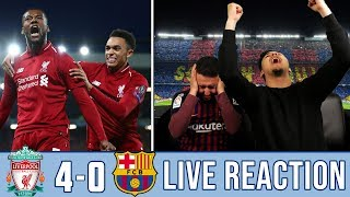 WHAT. A. GAME.😱 | LA LIGA FANS REACTION TO: THE REDS