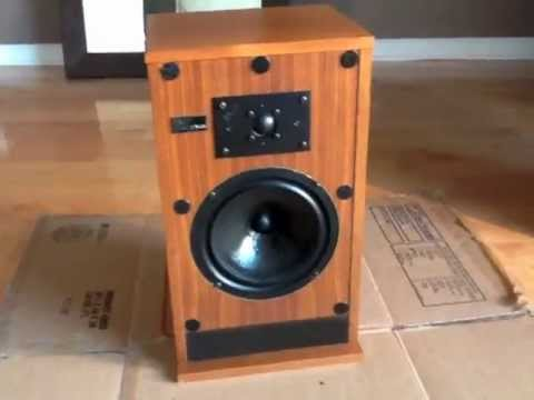 How to restore your vintage speakers