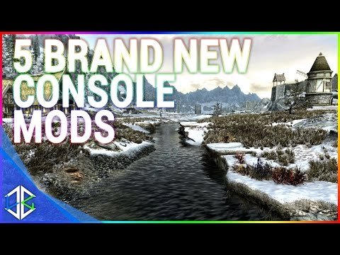 5 BRAND NEW Console Mods 39