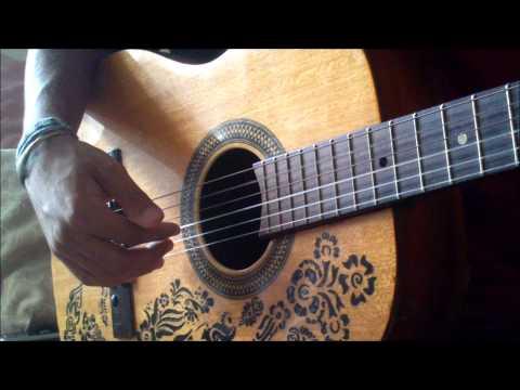 Leçon de guitar - Babylone Zina