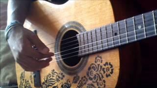"Leçon de guitar ""Babylone Zina"" :)"