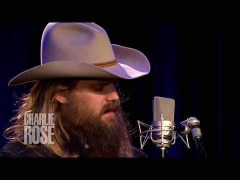 Chris Stapleton performs Either Way May 11 2017 Charlie Rose