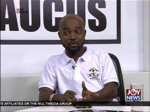 NDC Campaign Volunteer Groups - Majority Caucus on Joy News (10-8-16)