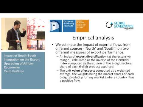 L2C Conference - Can Africa enter global markets? 2/3