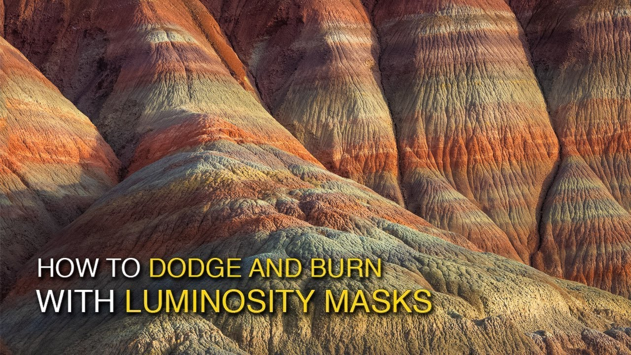 How to Dodge and Burn with Luminosity Masks in Lumenzia v7