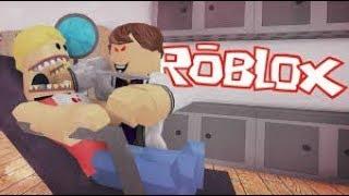 ROBLOX escape the dentist (and minecraft)