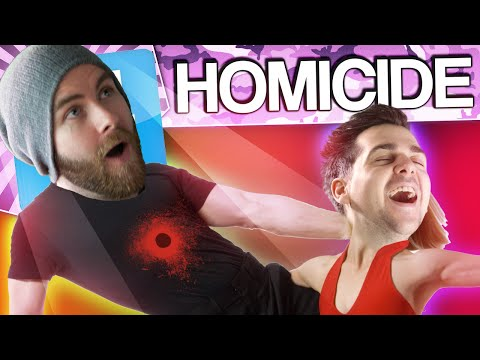 Dance Of Death - Gmod Homicide (Garry's Mod Funny Moments)
