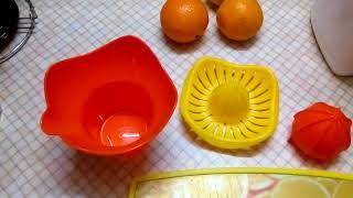 Ручная соковыжималка (обзор)