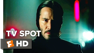 John Wick: Chapter 2 TV SPOT - Elegantly Crafted (2017) - Keanu Reeves Movie
