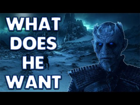 The Night King's Hidden Message! Is This What He Wants? Game Of Thrones Season 7 Theory