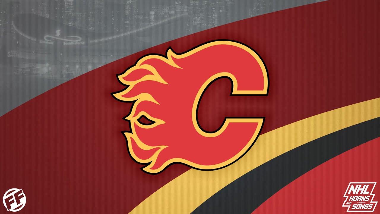 Calgary Flames 2015 2016 Goal Horn Youtube