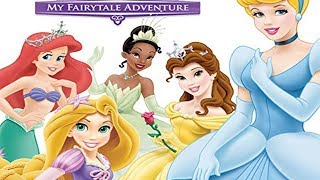 ► Disney Princess: My Fairytale Adventure - The Movie | All Cutscenes (Full Walkthrough HD)