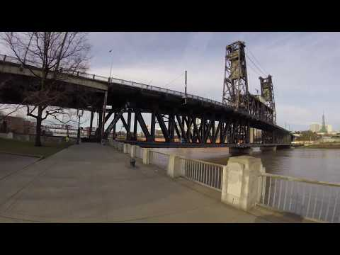 An Afternoon Ride Around the Portland Waterfront