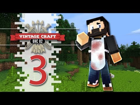 VINTAGECRAFT UHC (Season2) - EP03 - YIKES!!!