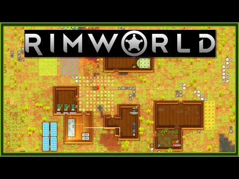 Rockfields in Rimworld